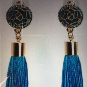 Jewelry - LONG TASSEL EARRINGS